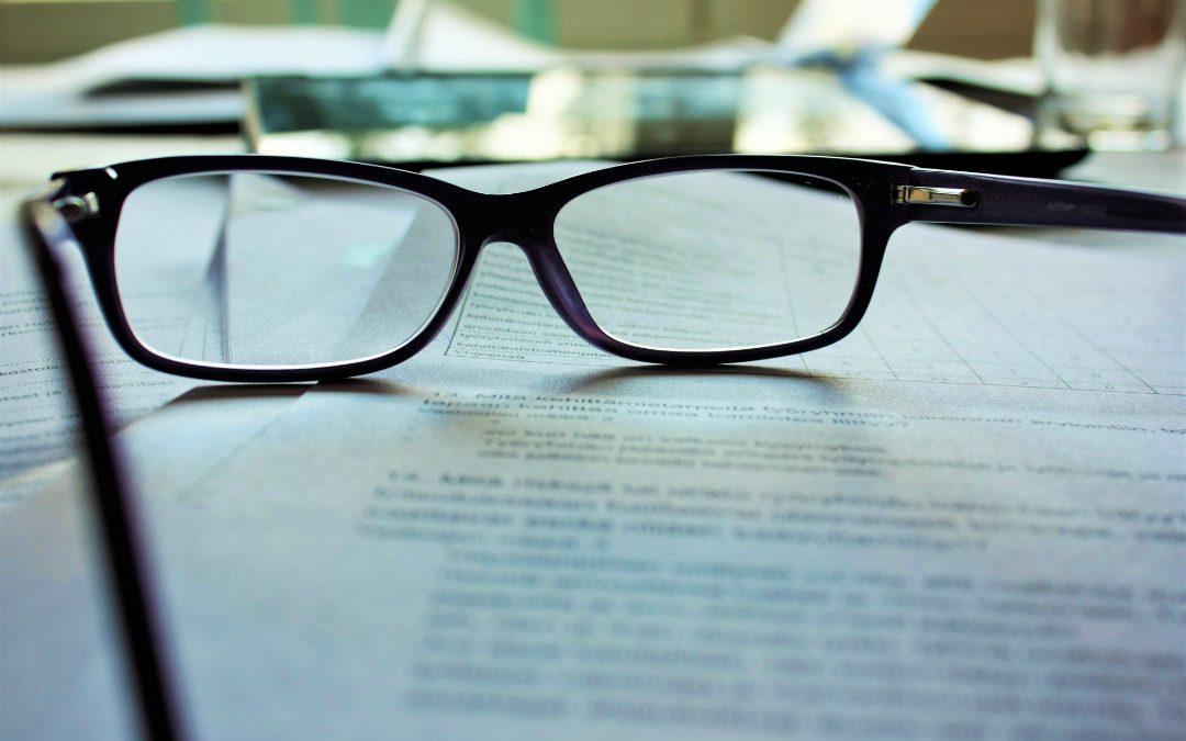 LRH: Dubinsko snimanje poslovanja društva